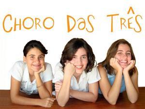 Elisa, Corina e Lia