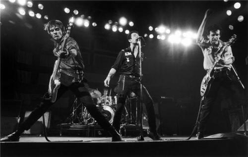 The Clash, Boston, 1979